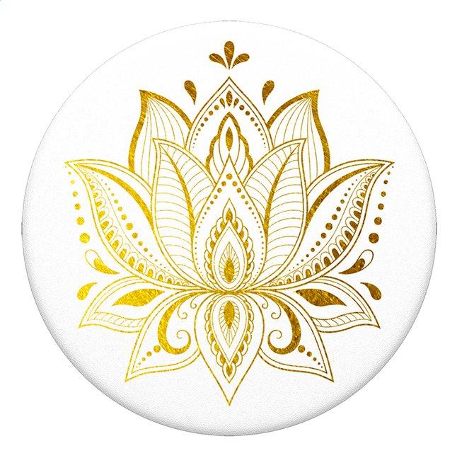 Afbeelding van PopSockets Phone grip Golden Prana from ColliShop