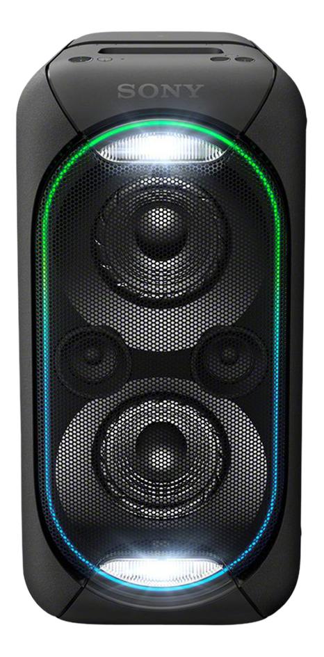 Sony bluetooth luidspreker GTK-XB60 zwart