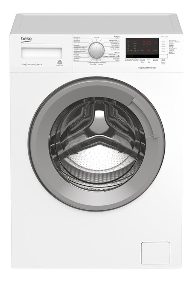 Image pour Beko Machine à laver WTV7724XSS à partir de ColliShop
