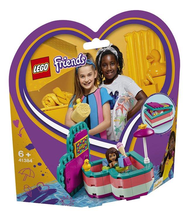 Image pour LEGO Friends 41384 La boîte cœur d'été d'Andréa à partir de ColliShop