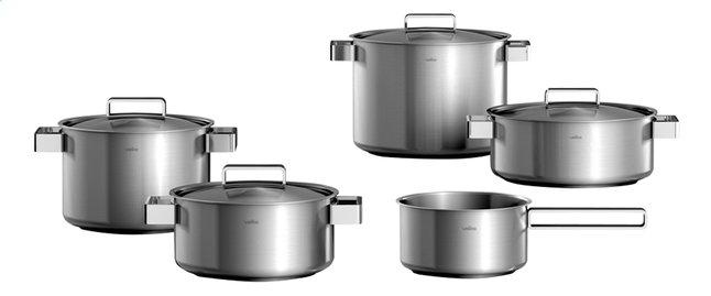 Image pour Valira set de casseroles Aroma 5 pièces à partir de ColliShop