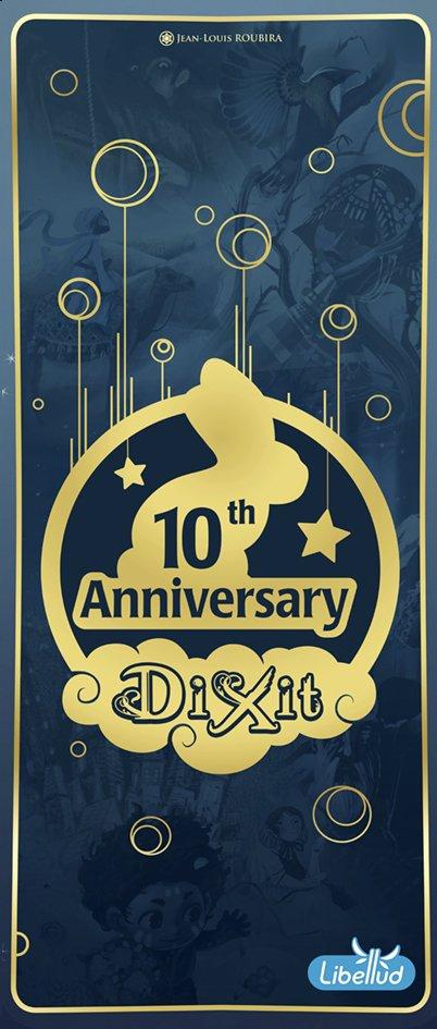 Afbeelding van Dixit uitbreiding 9: 10th Anniversary from ColliShop