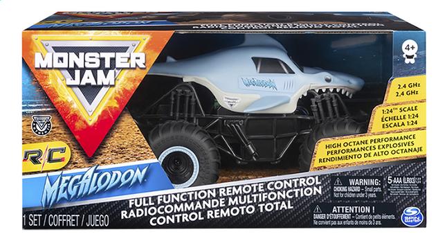 Image pour Spin Master voiture RC Monster Jam Megalodon à partir de ColliShop