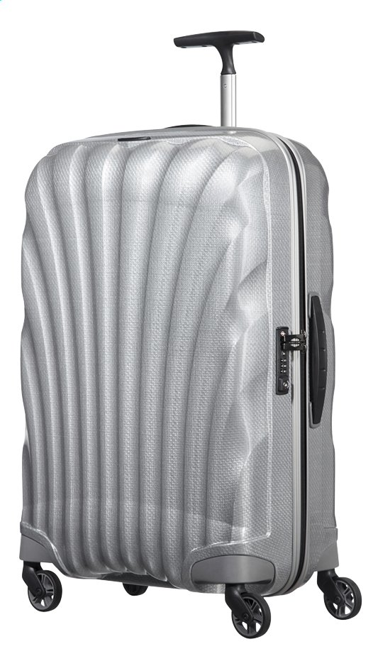 Afbeelding van Samsonite Harde reistrolley Cosmolite 3.0 Spinner silver 69 cm from ColliShop