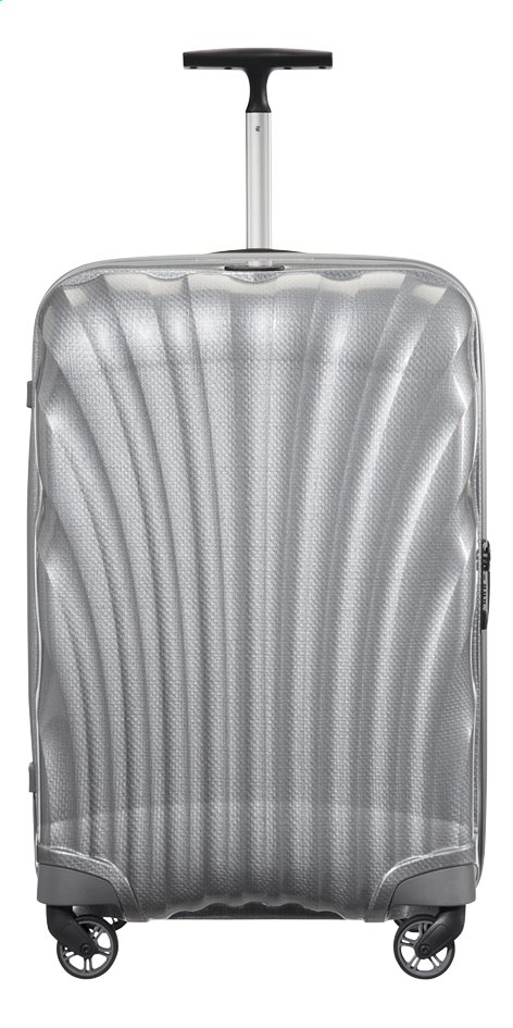 Afbeelding van Samsonite Harde reistrolley Cosmolite 3.0 Spinner silver 75 cm from ColliShop