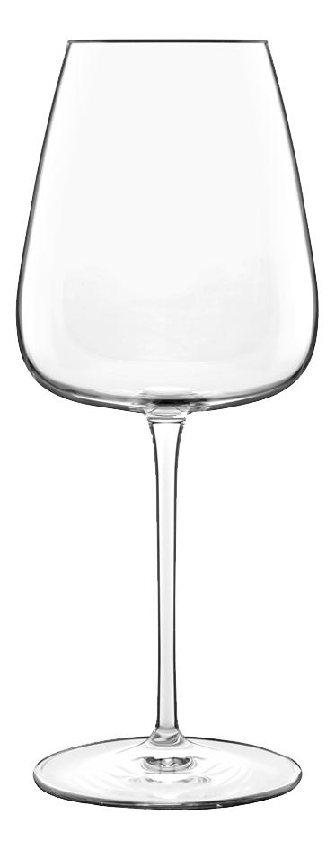 Luigi Bormioli 6 verres à vin rouge I Meravigliosi 45 cl