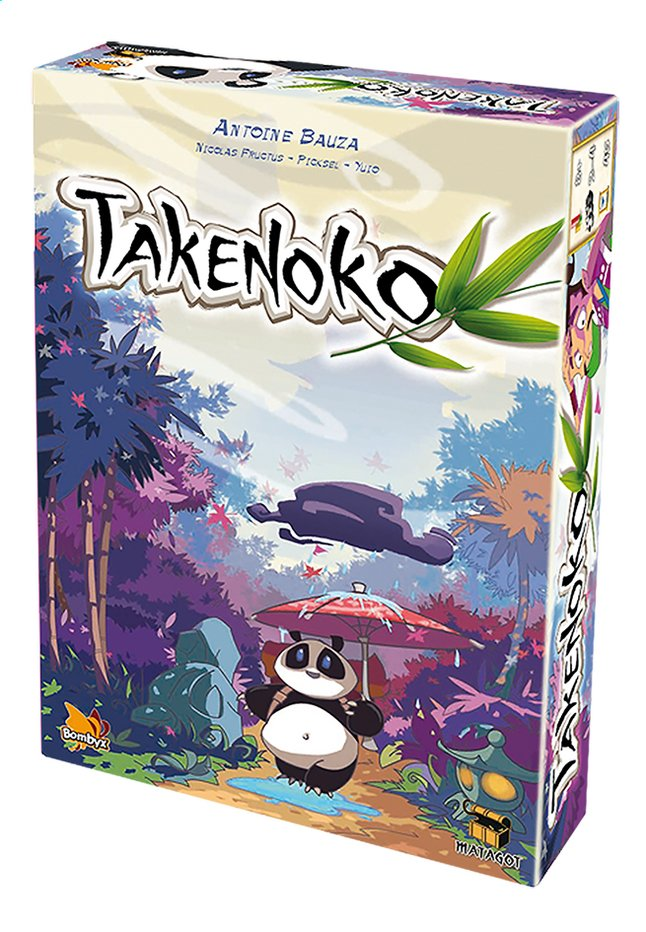 Afbeelding van Takenoko from ColliShop