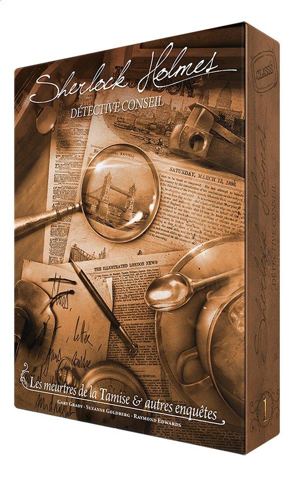 Image pour Sherlock Holmes - Détective Conseil : Les meurtres de la Tamise & autres enquêtes à partir de ColliShop