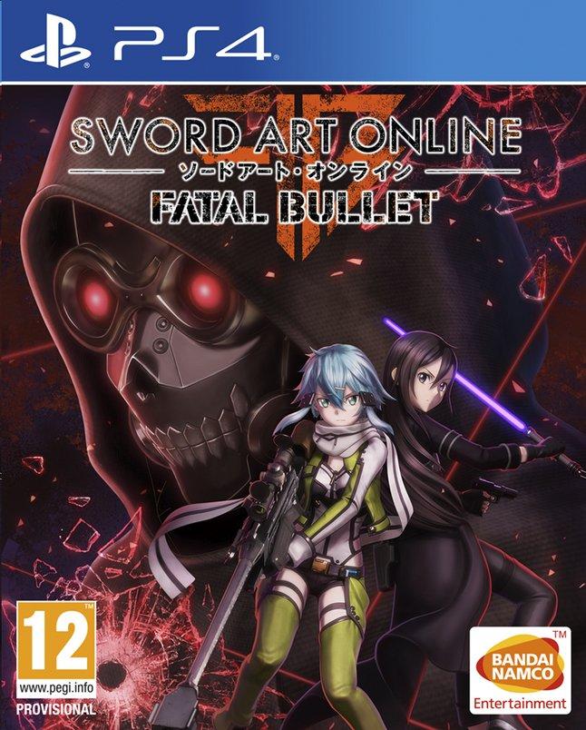 Image pour PS4 Sword Art Online Fatal Bullet FR à partir de ColliShop