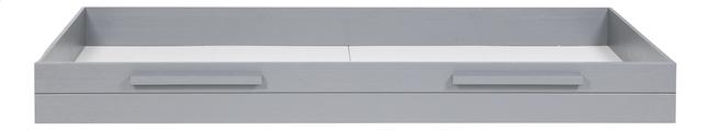 Image pour Tiroir de rangement/lit d'appoint Dennis gris béton à partir de ColliShop