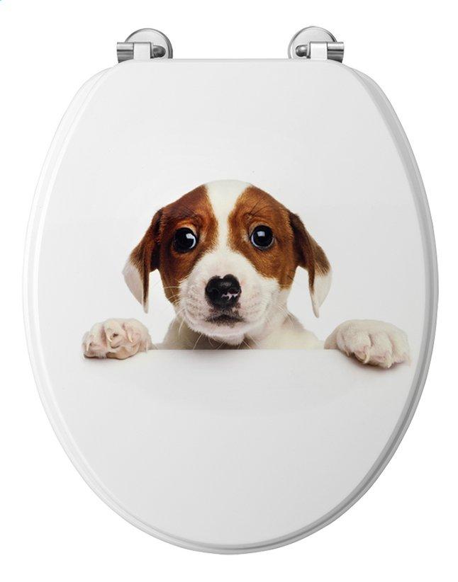 Image pour Allibert Lunette de toilette Jack à partir de ColliShop