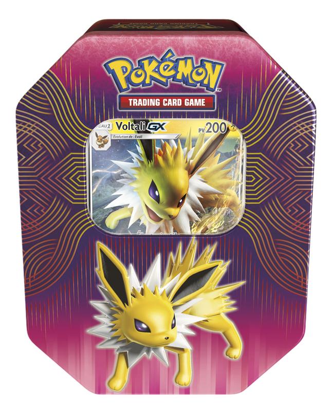 Image pour Pokémon Trading JCC Cards GX Printemps 2019 Puissance élémentaire - Voltali à partir de ColliShop