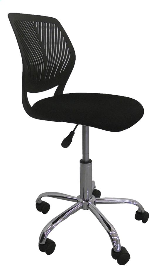 Image pour Demeyere Meubles chaise de bureau pour enfant Oblick noir à partir de ColliShop