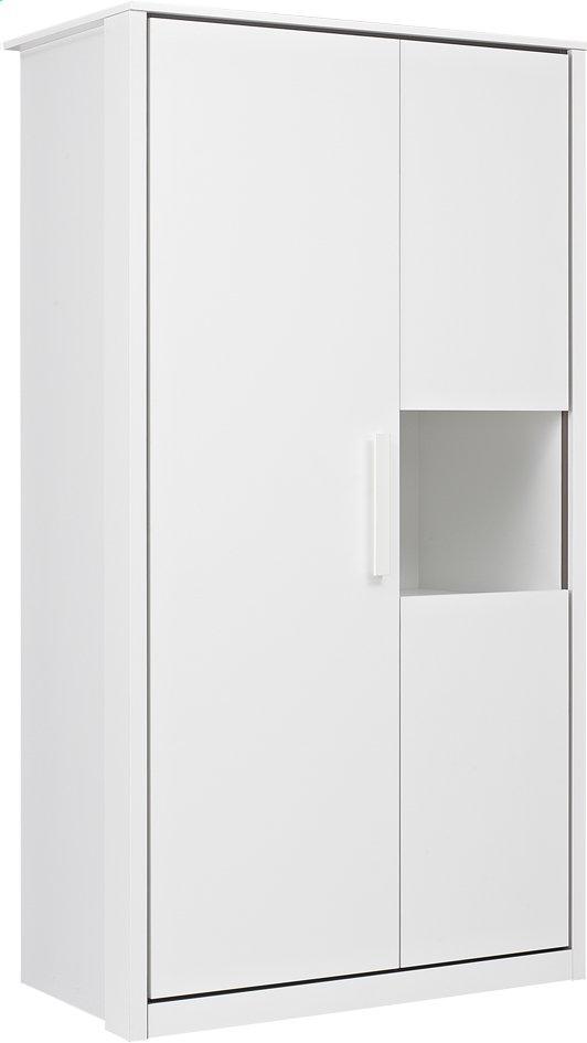 Image pour Garde-robe Basil 3 portes à partir de ColliShop