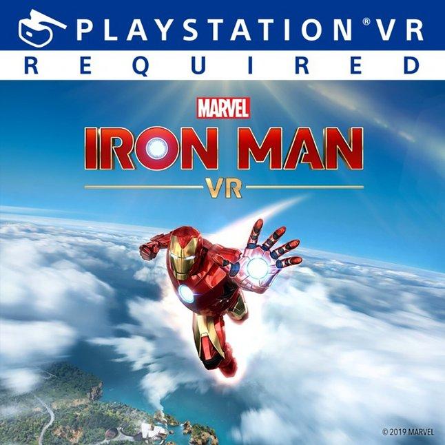 PS4 Marvel's Iron Man VR FR/ANG