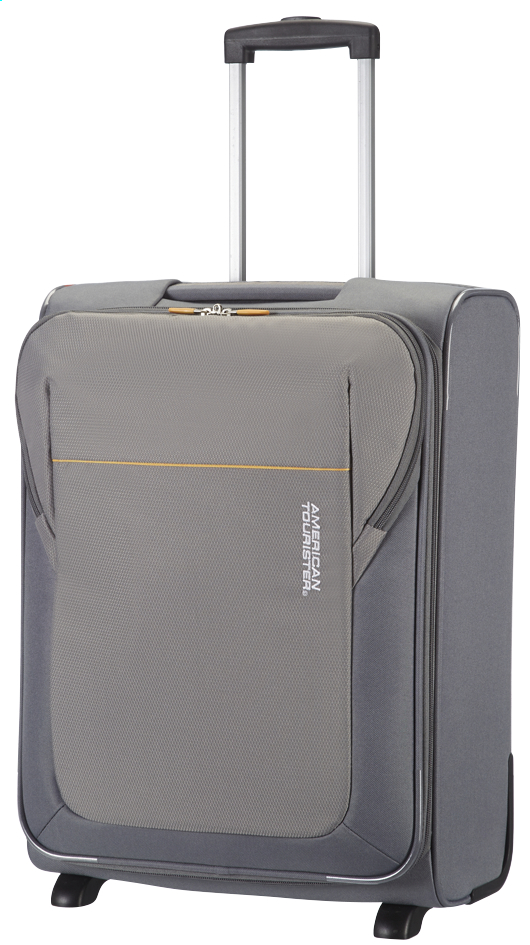 Image pour American Tourister Valise souple San Francisco Upright grey 55 cm à partir de ColliShop