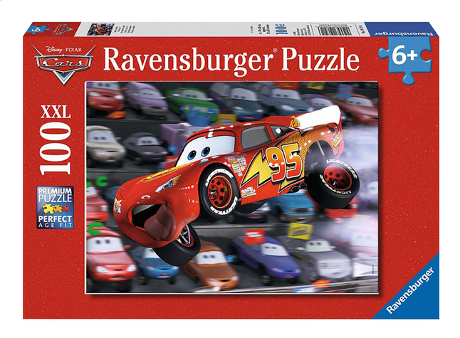 Afbeelding van Ravensburger puzzel Disney Cars Auto's, auto's! from ColliShop