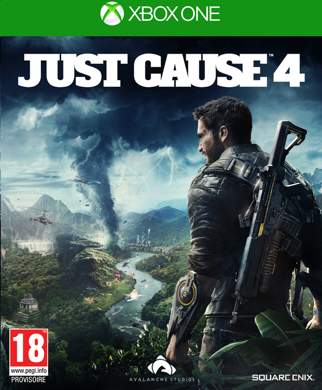 Afbeelding van Xbox One Just Cause 4 ENG/FR from ColliShop