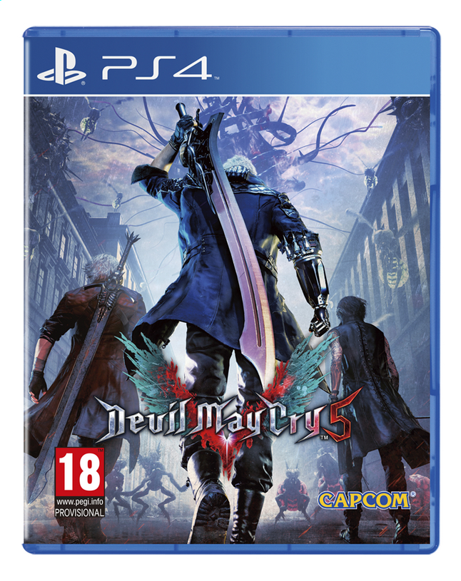 Afbeelding van PS4 Devil May Cry 5 ENG/FR from ColliShop