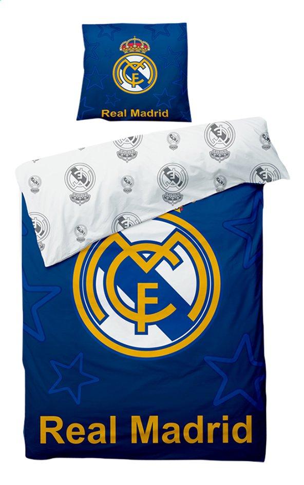 Image pour Housse de couette Real Madrid Polyester 140 x 200 cm à partir de ColliShop