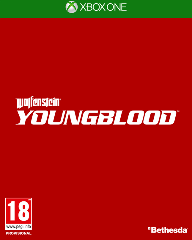 Xbox One Wolfenstein Youngblood FR/ANG