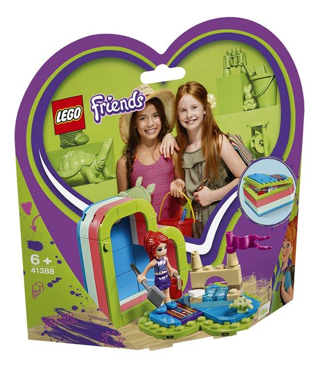 LEGO Friends 41388 La boîte cœur d'été de Mia