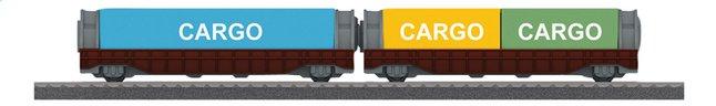 Märklin set containerwagens