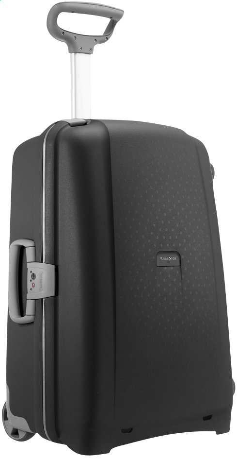 Image pour Samsonite Valise rigide Aeris Upright black 71 cm à partir de ColliShop