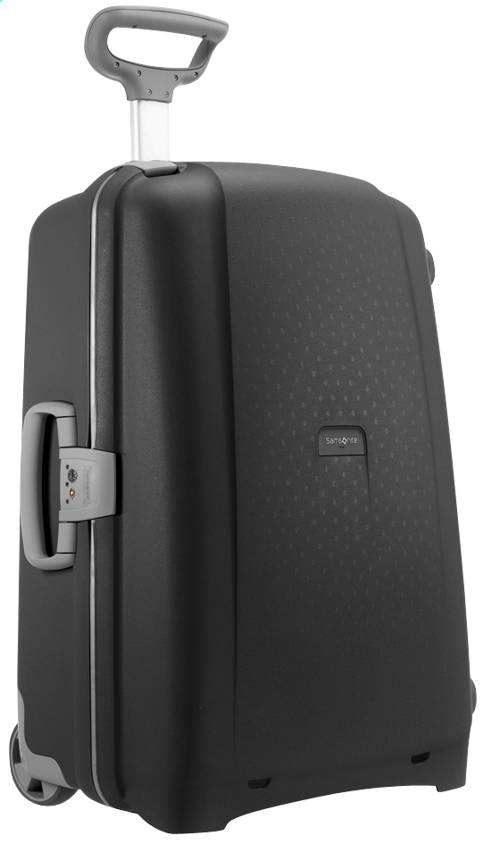 Image pour Samsonite Valise rigide Aeris Upright black 78 cm à partir de ColliShop