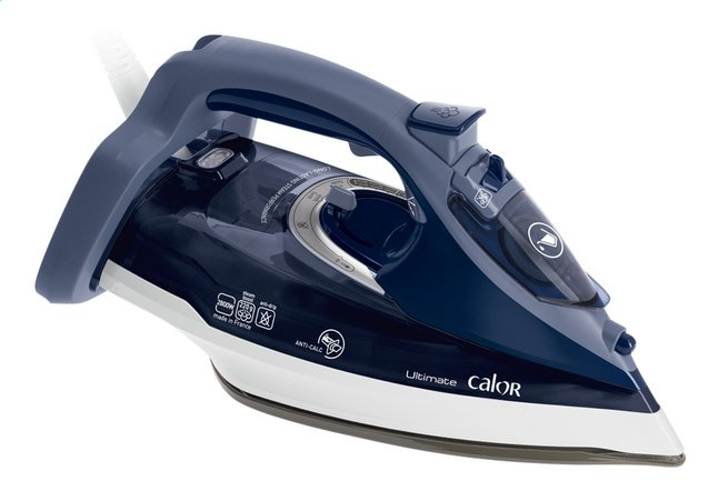 Image pour Calor Fer à vapeur Ultimate anti-calc FV9730C0 à partir de ColliShop