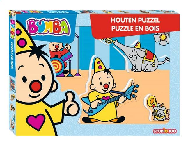 Image pour Puzzle Bumba musique à partir de ColliShop