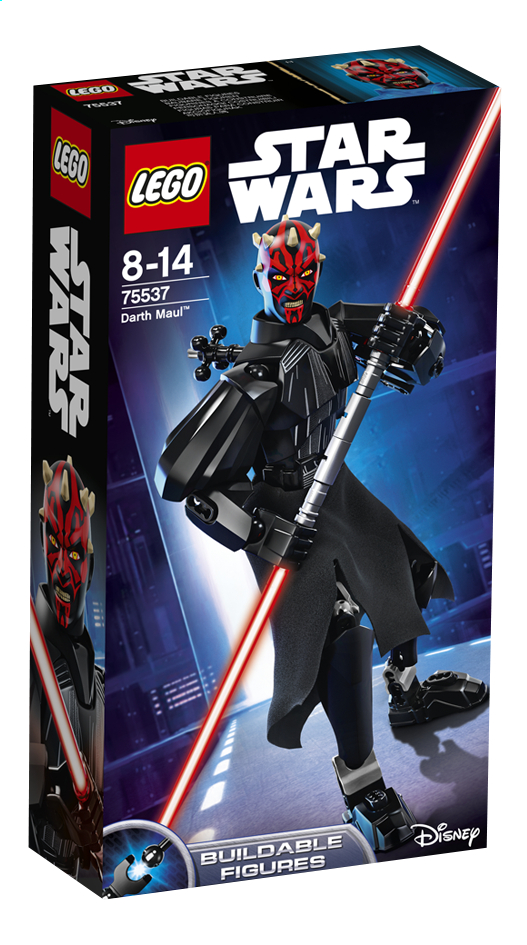 Afbeelding van LEGO Star Wars 75537 Darth Maul from ColliShop