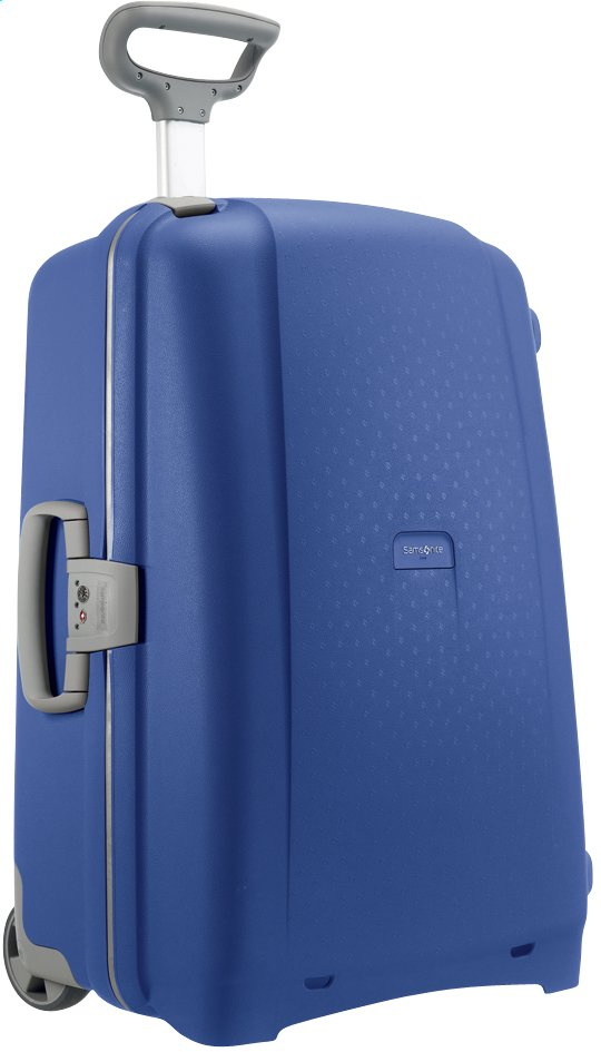 Image pour Samsonite Valise rigide Aeris Upright vivid blue 78 cm à partir de ColliShop