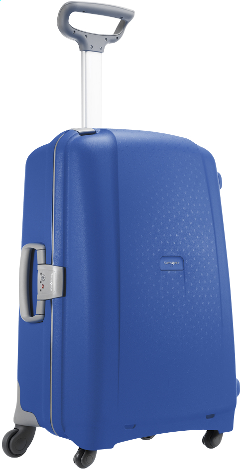 Image pour Samsonite Valise rigide Aeris Spinner vivid blue 68 cm à partir de ColliShop