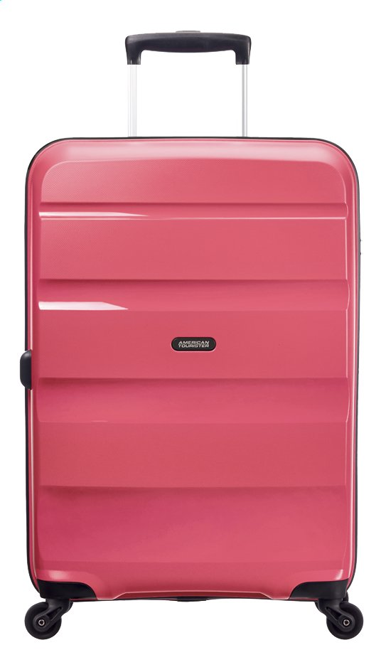 Afbeelding van American Tourister Harde reistrolley Bon Air Spinner fresh pink 66 cm from ColliShop