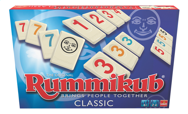 Afbeelding van Rummikub Classic from ColliShop