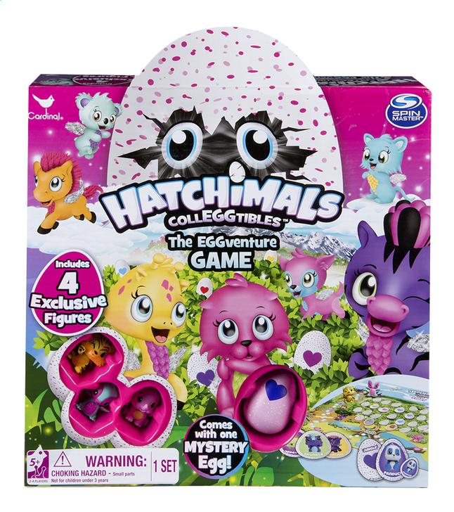 Image pour Hatchimals CollEGGtibles The Eggventure game à partir de ColliShop