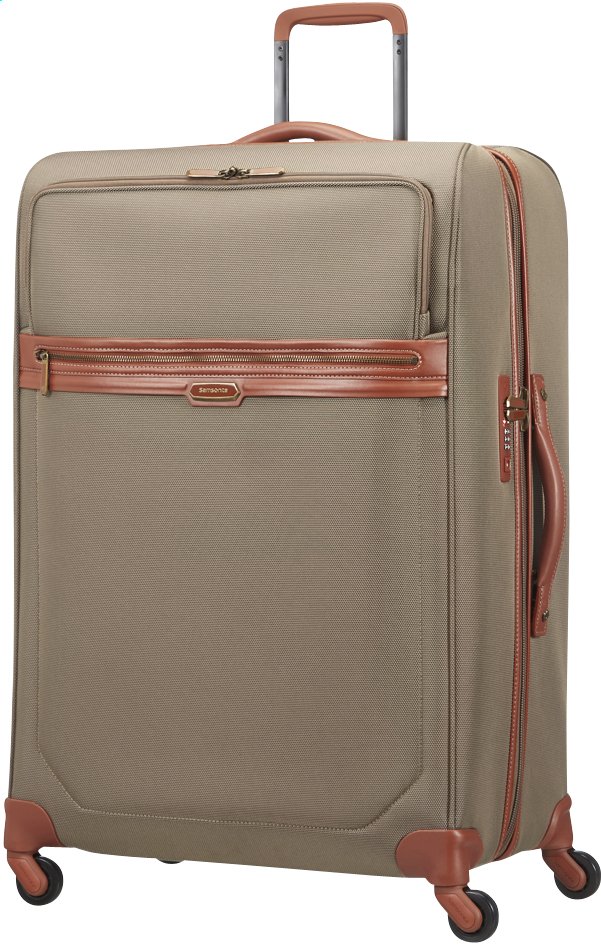 Image pour Samsonite Valise souple Integra Spinner beige à partir de ColliShop