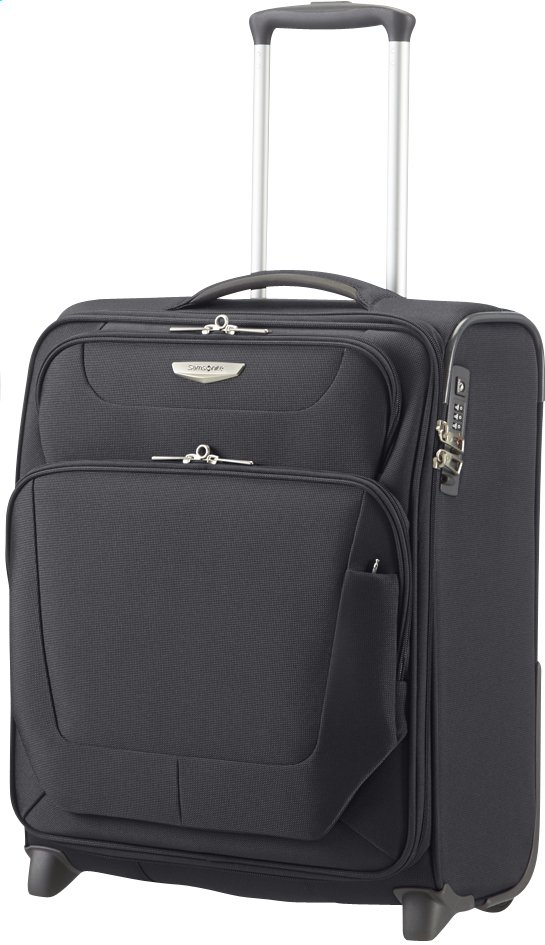 Image pour Samsonite Valise souple Spark Upright black 50 cm à partir de ColliShop