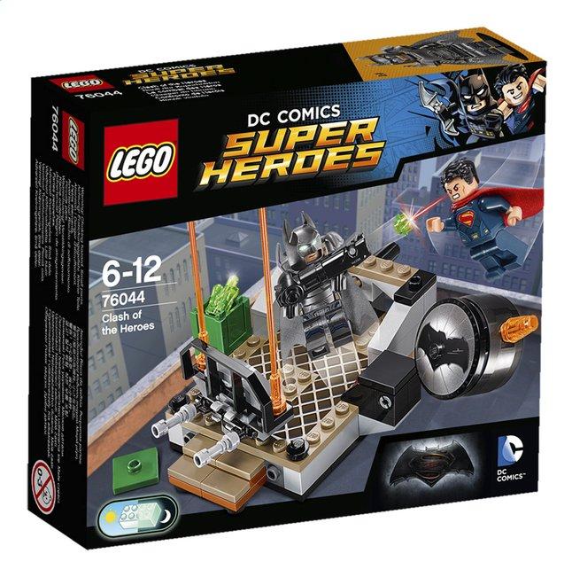 Afbeelding van LEGO Super Heroes 76044 Het duel van de helden from ColliShop
