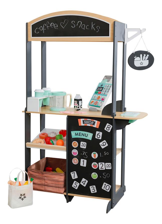 KidKraft houten winkeltje Market stand