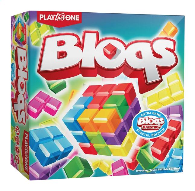 Image pour Bloqs à partir de ColliShop